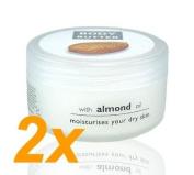 2x Greenland Body Butter / Body Butter per 150gr / dry skin / almond oil