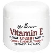 Cococare, Vitamin E Cream, 12,000 IU, 120ml