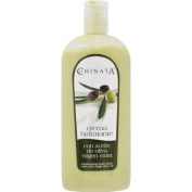 La Chinata, olive oil moisturising cream, 350 ml plastic bottle