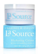 Crabtree & Evelyn La Source Hydrating Body Cream with Vitamins A and E 200g