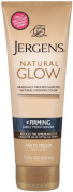 Jergens Natural Glow Firming Moisturiser for Fair to Medium Skin Tones 222 ml Moisturiser