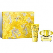 Yellow diamond by Versace - set with body lotion 30 ml + 50 ml