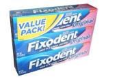 Fixodent 70ml Denture Adhesive Cream, Original, 3-Pack