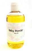 Baby Powder Massage Body Oil 250ml