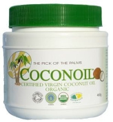 Organic Virgin Coconut Oil - Coconoil 460g