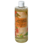 Nature's Alchemy Sweet Almond Oil, 100% Pure, 16 fl oz