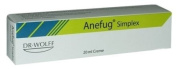 ANEFUG simplex tinted medical cream-oily & sensitive