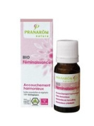 Pranarôm Nature Bio Féminaissance Harmonious Childbirth 5ml