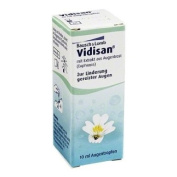 Bausch et Lomb Vidisan Ophthalmic Solution 10ml