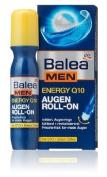 Balea Men Energy Q10 Eye-Zone Roll-on For Tired Eyes - No Animal Testing - 15ml