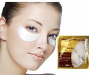1 Pair Collagen Eye Mask Anti Wrinkle Bags Ageing Crystal Eyelid Patch Pad Moisturiser