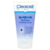 Clearasil Daily Clear Blackhead Clearing Scrub 150ml
