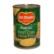 Del Monte Fresh Cut Cream Style Corn 418g