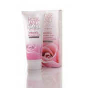 GENTLE WASH CREAM ROSE & PEARL EXTRACT + MICRO CAPSULES