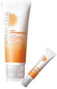 Avon Clearskin INTENSIVE CREAM CLEANSER and INSTANT SPOT TREATMENT