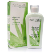 NATURALIA® CLEANSING MILK with ALoe Vera for sensitive skin - paraben free. 250 ml
