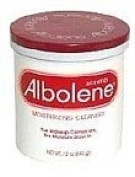 Albolene Concentrate Moisturising Cleanser Cream, Scented - 180ml