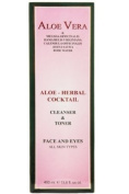 Aloe Vera from Canarias cosmetics - Aloe-herbal cocktail 400 ml