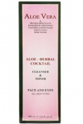 Aloe Vera from Canarias cosmetics - Aloe-herbal cocktail 400 ml