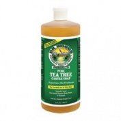 Dr. Woods Pure Tea Tree Castile Soap, 944 ml by ClubNatural