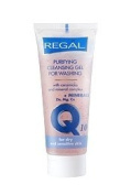 PURIFYING CLEANSING GEL Q10, minerals for dry and sensitive skin