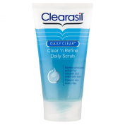 Clearasil Daily Clear Clear n Refine Daily Scrub 150ml