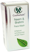 Coolherbals Neem & Brahmi Skin Face Wash 50 ml - natural skin care