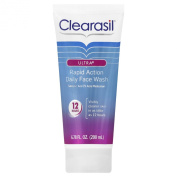 Clearasil Ultra Rapid Action Daily Face Wash 200ml