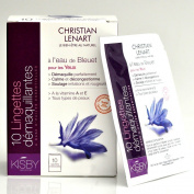 Christian Lenart Cornflower Water Facial Wipes