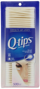 Q-Tips Cotton Swabs 500 Ea