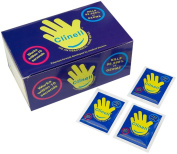 Clinell Antibacterial Hand Wipes x 100 Sachets