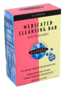 Clear Essence Medicated Cleansing Bar + Exfoliants 177 ml