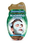 Montagne Jeunesse Blackhead Blitzer Fabric Facial for Men