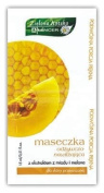 FACE MASK NOURISHING AND moisturising WITH HONEY & MELON EXTRACTS* FOR DRY AND ROUGH SKIN