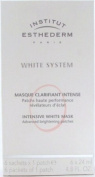 Institut Esthederm White system Intensive White Face Mask
