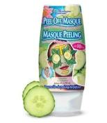 Montagne Jeunesse Cucumber Peel Off Face Masque Tottle