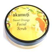 Akamuti Sweet Orange Facial Scrub 50g