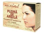 ASLAVITAL MINERALACTIV, Clay Powder for Cosmetic Treatments