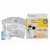 Clear nose blackhead remover set 3 steps