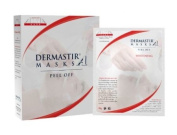 Dermastir Peel Off Mask - Whitening 4 sachets of 30g