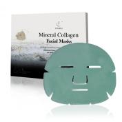 Jamela - Superior Chamomile Gentle Restoring Collagen Sheet Face Mask