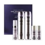 Korean Cosmetics_Hanbul ICS Snail Skin Care 2pc Set