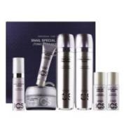Korean Cosmetics_Hanbul ICS Snail Skin Care 3pc Set