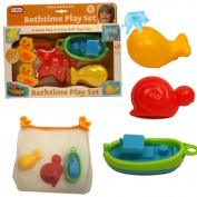 Fun Time Bathtime Play Set