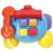 Fun Time Pull Along Ringing Phone