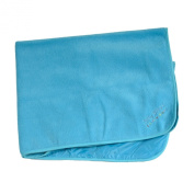 Silly Billyz Waterproof Floor Mat Aqua Blue Change Mat Play Mat