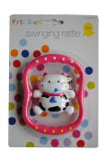First Steps Swinging Rattle / Teether