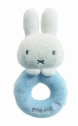 Miffy Loop Rattle (Blue)