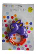 First Steps Animal Rattle / Teether