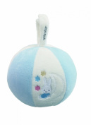 Miffy Chime Ball (Blue) By Rainbow Designs